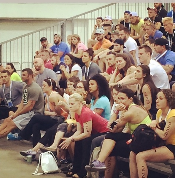 2014 North Central Regional Athlete Briefing.   This has sent three different Black athletes to the CrossFit Games over the past three years, which I believe is more than any other region worldwide.